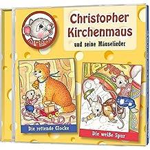 Christopher Kirchenmaus, Folge 4: Die rettende Glocke / Die weiße Spur