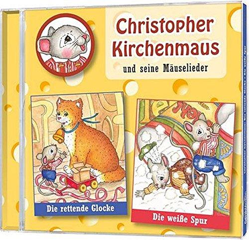 Christopher Kirchenmaus, Folge 4: Die rettende Glocke / Die weiße Spur - Weiße Spur