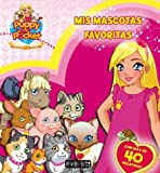 Puppy in My Pocket. Mis mascotas favoritas. Libro educativo con pegatinas (Puppy In My Pocket (everes)