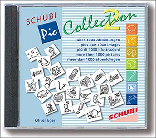 SCHUBI PicCollection / 1000 Original-Cliparts für PC und MAC: SCHUBI PicCollection 2