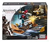 Mega Bloks Assassin's Creed War Boat Building Set Recreate Epic Battles 14.9 Oz