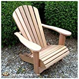 Canadian Chair.com Classic Adirondack Chair