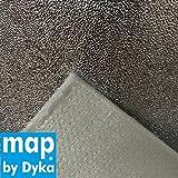 map by Dyka  100x100 cm (1m²) Hitzeschutzfolie,Hitzeschutzmatte,Hitzeschutzplatte,Hitzematte,Hitzefolie,Hitzeschutz Auspuff Krümmer, für Auto und Motorrad, hitzebeständig 950°C, 4 mm, selbstklebend