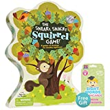 The Sneaky, Snacky Squirrel Game With Yo...