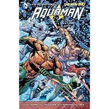 Aquaman Vol. 4: Death of A King (The New 52) (Aquaman Series)