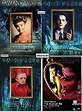 TWIN PEAKS - La Serie Completa + Fuoco cammina Con Me (11 DVD)