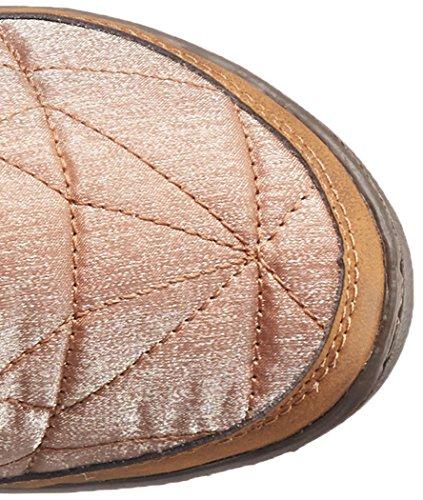 Columbia Minx Damen Rund Synthetik Mode Mitte Calf Stiefel Nutmeg Penny