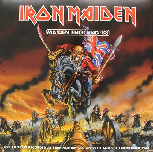 Maiden England '88(Picture Disc)