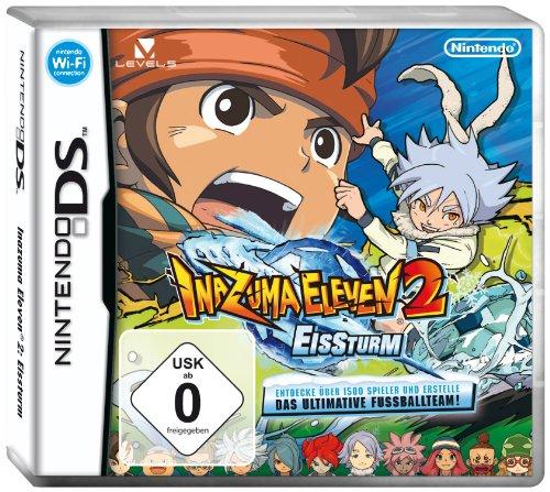 Inazuma Eleven 2: Eissturm - Für Ds Nintendo Wort-spiele
