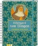 Hildegard von Bingen Kalender 2019: Mit 100 Stickern!