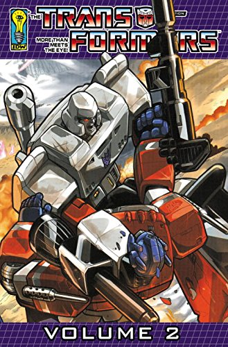 Transformers: Generation One Volume 2