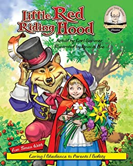 Little Red Riding Hood (Sommer-Time Story Classic Series Book 9) by [Sommer, Carl]