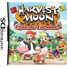 Harvest Moon Frantic Farming (Nintendo DS) [Importación inglesa]
