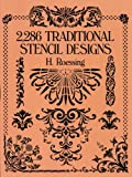 Image de 2,286 Traditional Stencil Designs