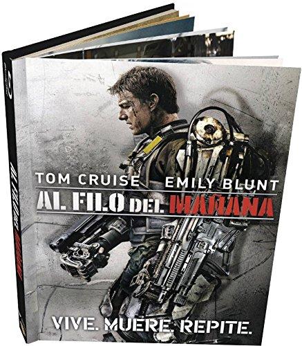 Al Filo Del Mañana – Edición Digibook [Blu-ray] 619irBo5SfL