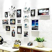 Xu0026L Fotowand Dekorieren Ideen Wohnzimmer Hintergrund Album  Kombinationsfeld, Wand Europäischen Stil Fotowand , 3