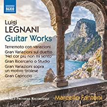 Werke Fr Gitarre [Import allemand]