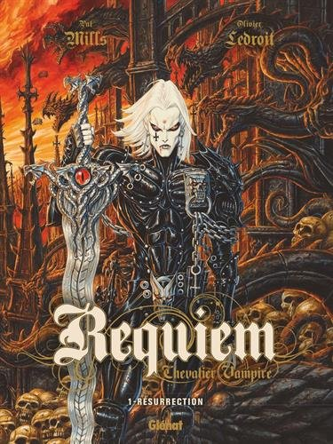 Requiem - Tome 01: Résurrection par Pat Mills