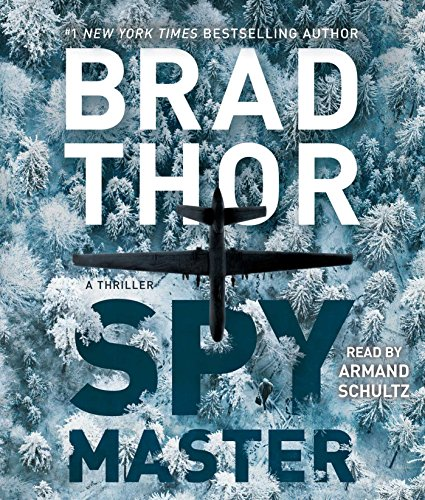Spymaster: A Thriller (The Scot Harvath Series, Band 18)