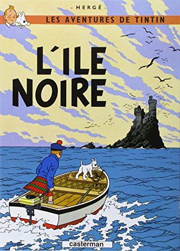 Les Aventures de Tintin, Tome 7 : L'île Noire par Hergé