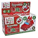 Elves Behaving Badly Elfos Que se comportan Mal - Coche descapotable Rojo de 30 cm - Asientos 2 Elfos - Accesorios para Elfo