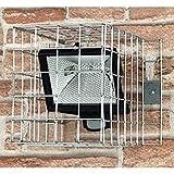 500 W PIR Flutlicht PIR Scheinwerfer Hundekäfig Lampen - 500 W PIR Flutlicht Käfig, Außentiefe: 300 mm, externe Länge/Höhe: 250 mm, Außenmaß Breite: 200 mm, Bemessungsleistungsaufnahme: 500 W