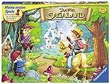 Ravensburger Kinderspiele 21372 Ravensburger 21372-Mein erstes Sagaland-Lustige Kinderspiele
