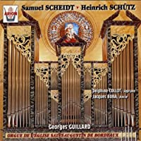 Schutz/Scheidt:Conc. Per Soprano/Organo