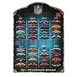 Party Animal NFL magnetisch Positionen Board 34,3x 47cm