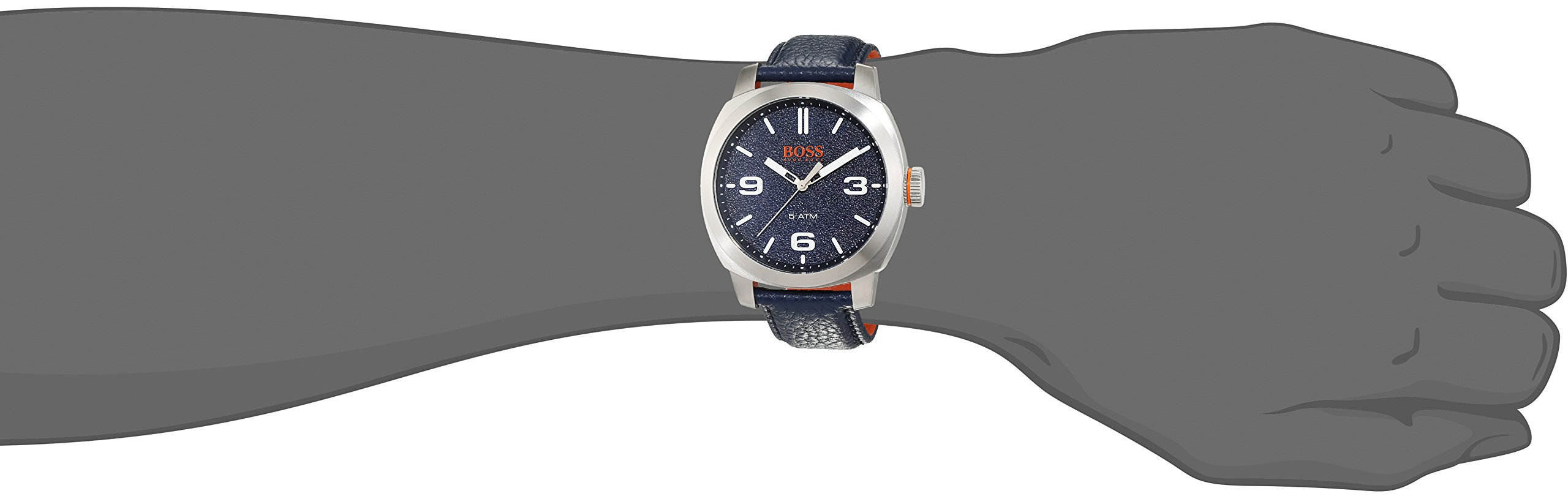 619jPlyfxhL - Hugo Boss Orange - Reloj de pulsera para hombre - 1513410