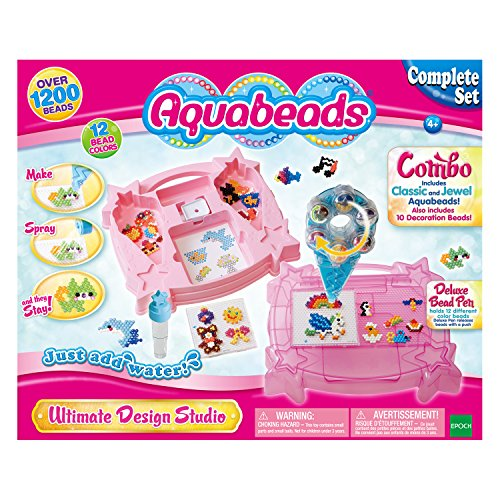 AQUA BEADS Aquabeads Ultimate Design Studio Spielset