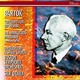 Bartók: The Miraculous Mandarin, BB 82, Sz. 73 (Op.19) - Molto moderato: The Body of the Mandarin Begins to Glow With a Greenish Blue Light