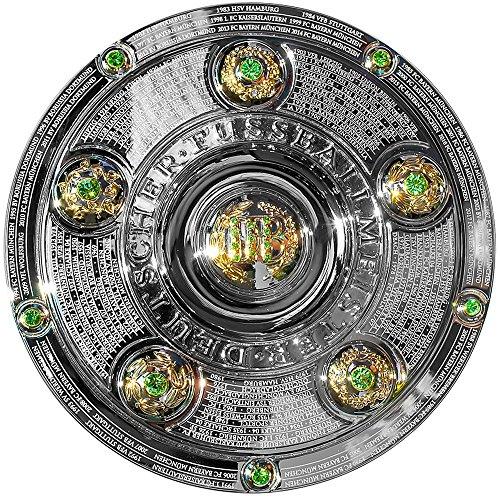 BVB Meisterschale Bundesliga als Anstecker Pin