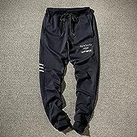 Invierno y pantalones de invierno, los hombres de pantalones largos, Medias, pantalones, pantalones de deporte,Tibet Navy,2XL,