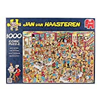 Jan van Haasteren -  Happy Birthday 1000 Piece Jigsaw Puzzle