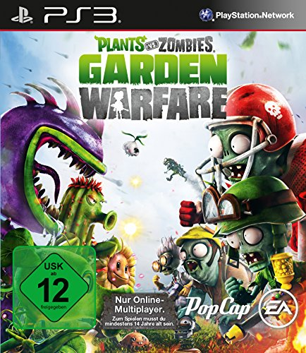Pflanzen gegen Zombies: Garden Warfare - [PlayStation 3] (Ps3 Spiele Zombie)