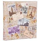 HENZO Fotoalbum City Travel - 60 Seiten - Bilderalbum -