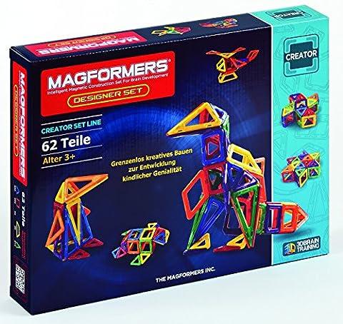 Magformers - 2042622 - Jeu De Construction - Designer Set