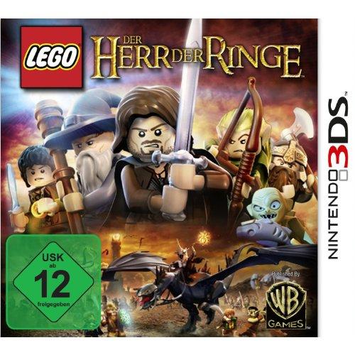 Lego Der Herr der Ringe Lego-spiel Für Den Nintendo 3ds