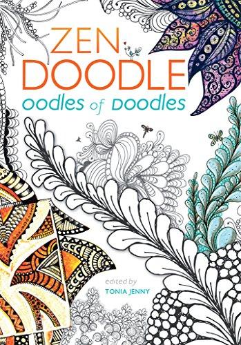 Zen Doodle Oodles of Doodles (English Edition)