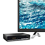 STRONG SRT 7007 HD Satelliten-Receiver mit Display DVB-S2 (HDTV, HDMI, SCART, USB, LAN, Koaxialausgang) schwarz Vergleich