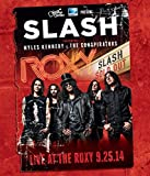 Slash Featuring Myles Kennedy & The Conspirators - Live at The Roxy - Blu-Ray