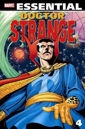 Essential Doctor Strange Volume 4 TPB: v. 4 por Roger Stern