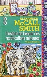 L'institut de beauté des rectifications mineures