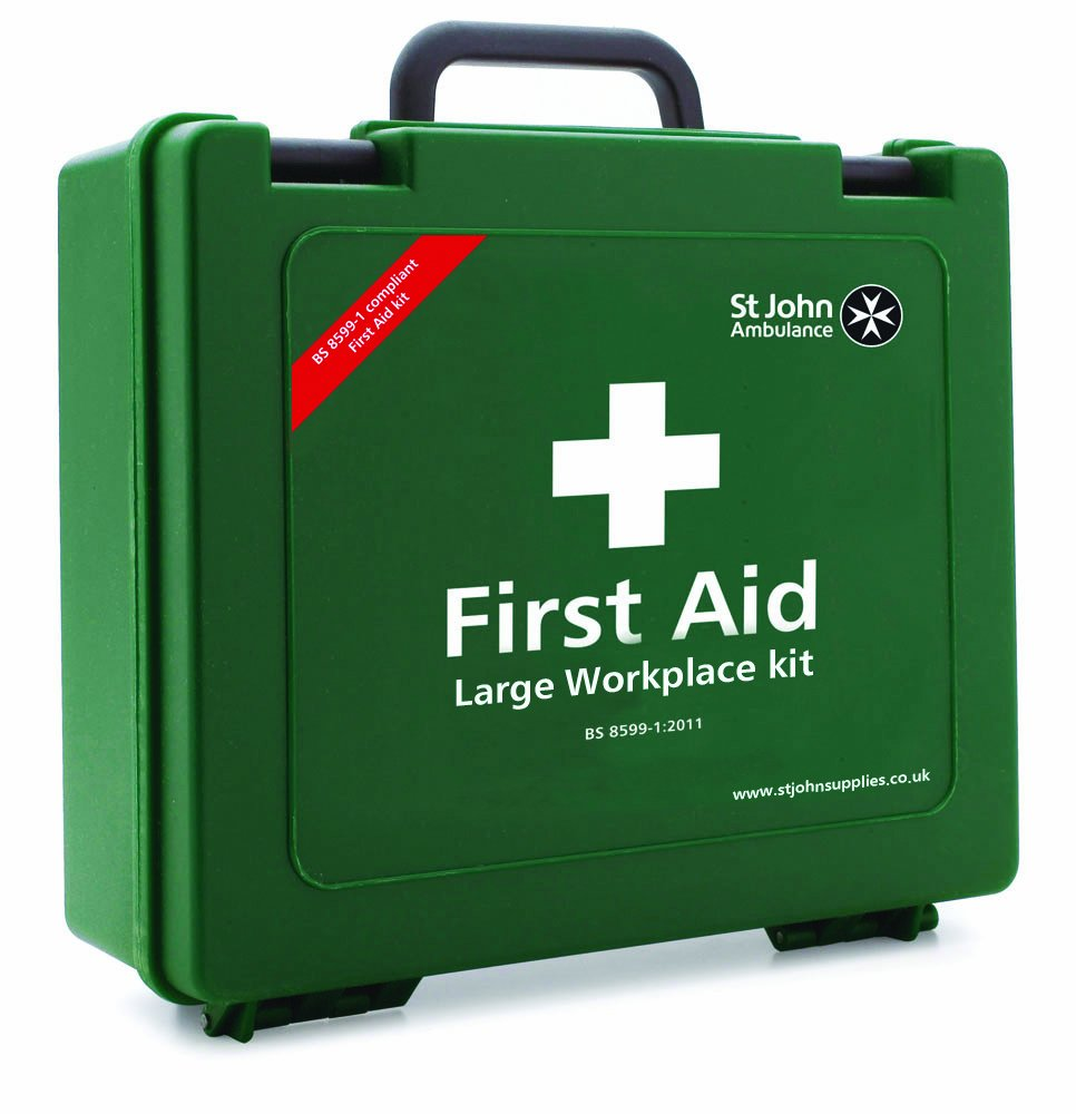 St John Ambulance Standard Workplace Compliant Kit Small 1