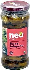 Neo Jalapeno Slices, 350g