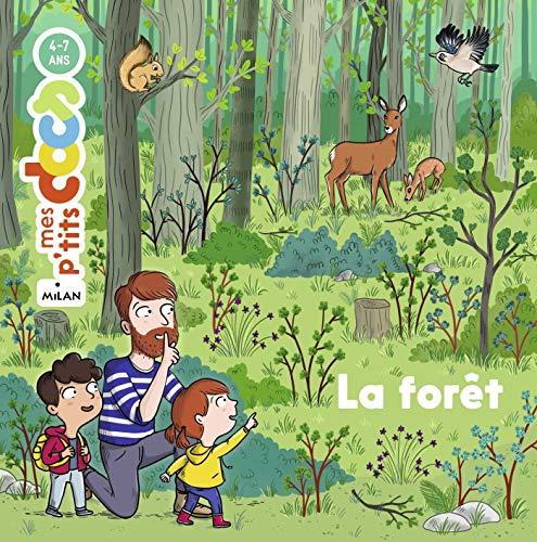 La forêt par Stéphanie Ledu