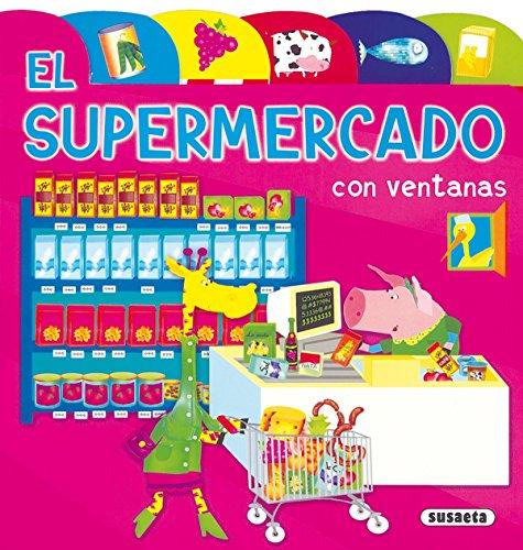 Supermercado Con Ventanas (Índices Y Ventanas) por Aa.Vv.