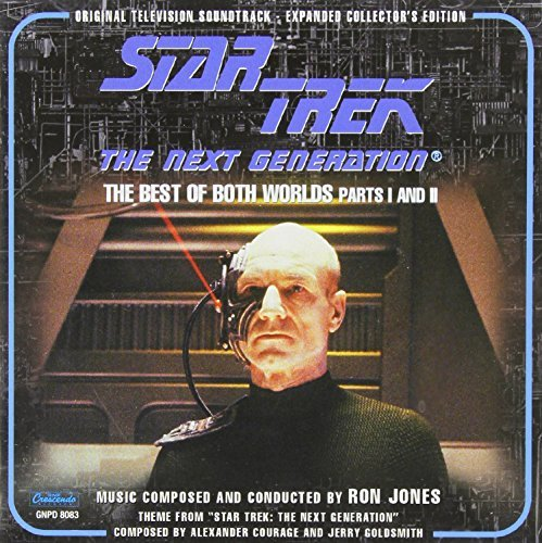 Star Trek: The Best Of Both Worlds Volume 2 Expanded Edition By Jerry Goldsmith (2015-05-18)