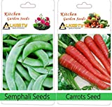 Alkarty Semphali and Carrot Seeds 20 See...
